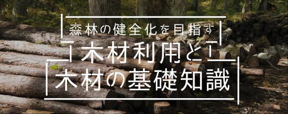 木材の基礎知識
