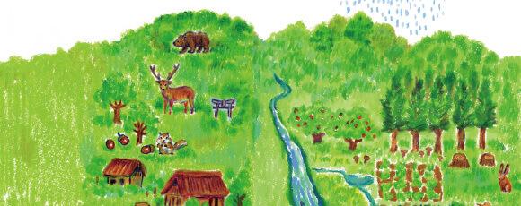 森と生物多様性