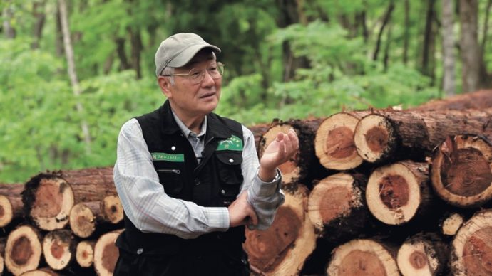 2年目の森、未来への光。【京都大学 名誉教授 竹内典之】