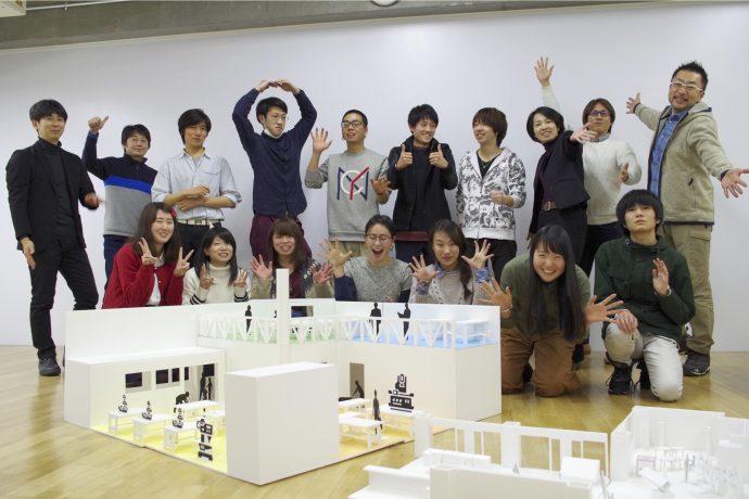 産・学・地域が一体となった、未来のデザイナーを育成する支援プロジェクトが進行中!