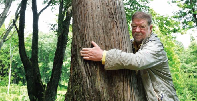 森には人間の汗と知恵と愛情が必要。【C.W.ニコル】